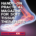 Sports massage magazine for soft tissue therapists